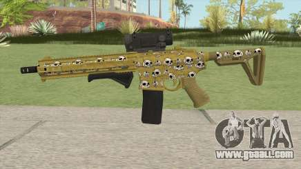 Carbine Rifle GTA V (Calaberas) for GTA San Andreas