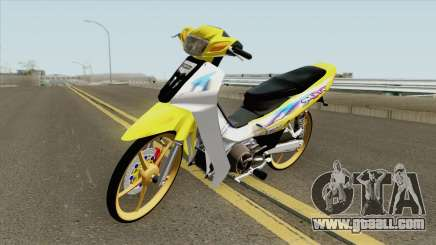 Yamaha FIZ R LE for GTA San Andreas