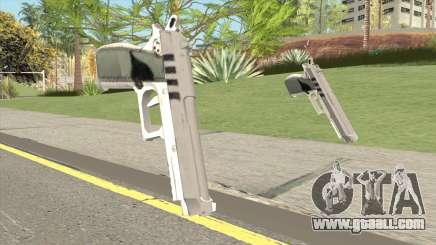 Default Pistol GTA V for GTA San Andreas