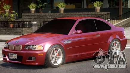 BMW M3 E46 V1.0 for GTA 4