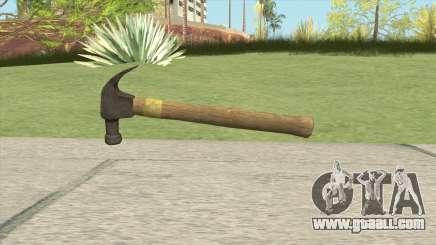 Hammer GTA V for GTA San Andreas