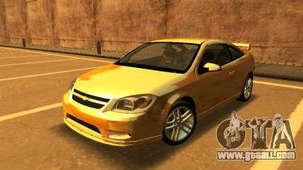 Chevrolet Cobalt SS Yellow for GTA San Andreas