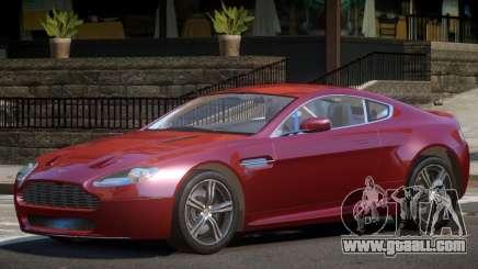 Aston Martin Vantage N400 for GTA 4