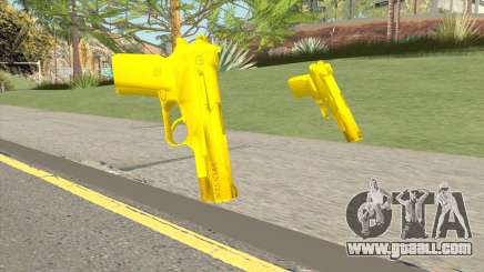 Bren Ten (Gold) for GTA San Andreas