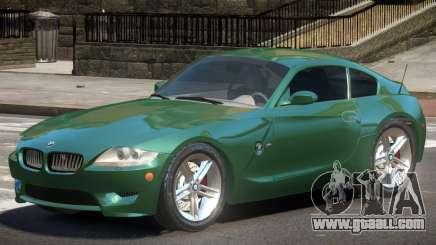 BMW Z4 GT for GTA 4