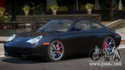 Porsche Carrera 4S for GTA 4