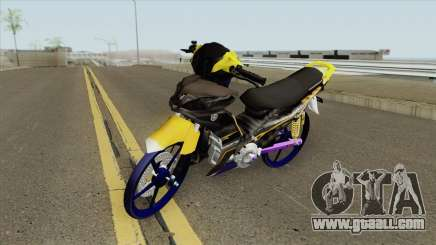 Yamaha Lagenda 115ZFI (Jupiter Mx) for GTA San Andreas