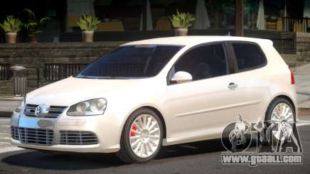 Volkswagen Golf R32 V1.1 for GTA 4