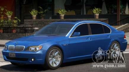 BMW 760Li E66 V1 for GTA 4