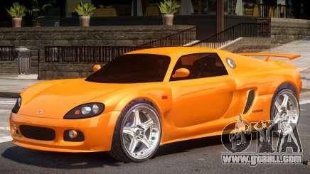Watson R-Turbo V1 for GTA 4