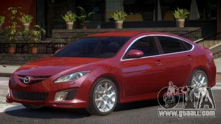 Mazda 6 V1 for GTA 4