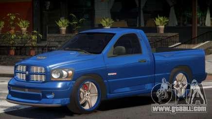 Dodge Ram V1.0 for GTA 4