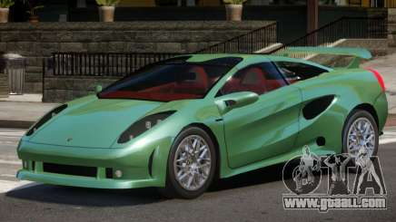 Lamborghini Cala V1 for GTA 4