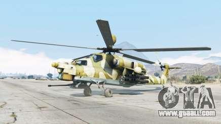 Mi-28N for GTA 5