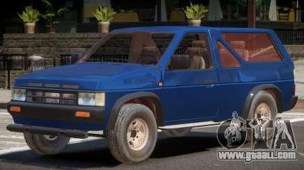 Nissan Terrano V1.0 for GTA 4