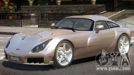 TVR Sagaris V1 for GTA 4