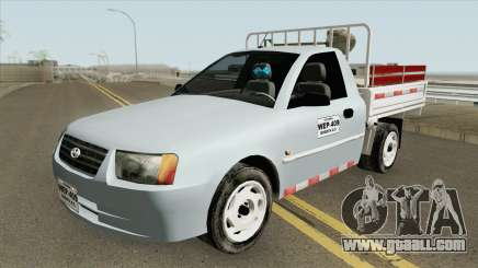 Hyundai Accent V2 for GTA San Andreas