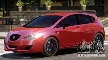 Seat Leon V1.2 for GTA 4
