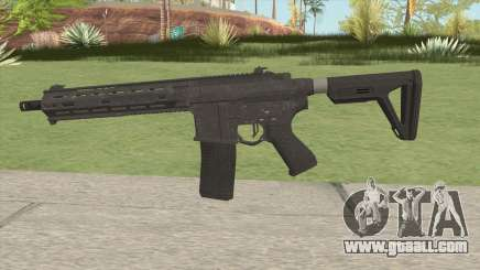 Carbine Rifle GTA V (Stock Version) for GTA San Andreas