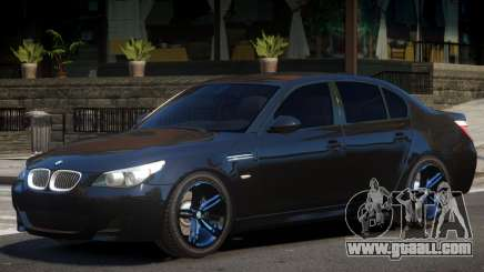 BMW E60 R2 for GTA 4