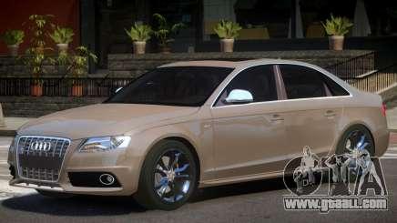 Audi S4 Improved for GTA 4