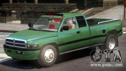 1994 Dodge Ram V1 for GTA 4