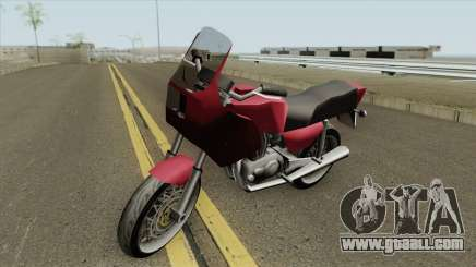 BF-400 (Project Bikes) for GTA San Andreas