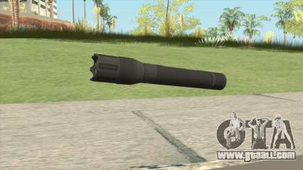 Vom Feuer Flashlight GTA V for GTA San Andreas