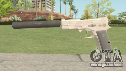 Bren Ten (Silenced Version) for GTA San Andreas
