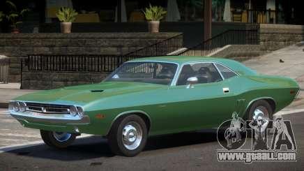 1970 Dodge Challenger R1 for GTA 4