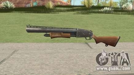 Pump Shotgun (Fortnite) for GTA San Andreas