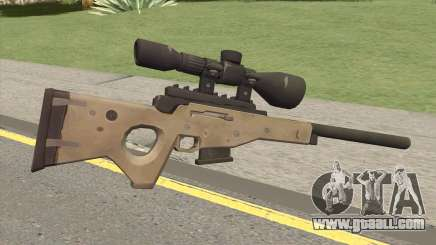 Sniper Rifle (Fortnite) for GTA San Andreas