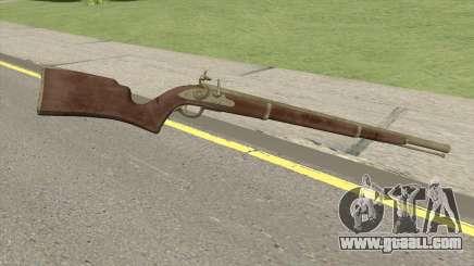 Edinburgh Musket (Old Gen) GTA V for GTA San Andreas
