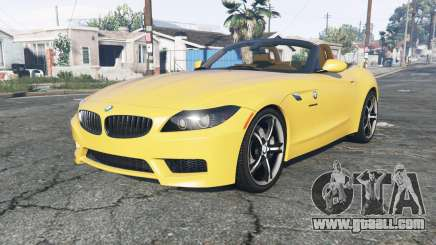 BMW Z4 sDrive28i M Sport (E89) 2012 for GTA 5