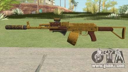 Assault Rifle GTA V (Complete Upgrade V1) for GTA San Andreas