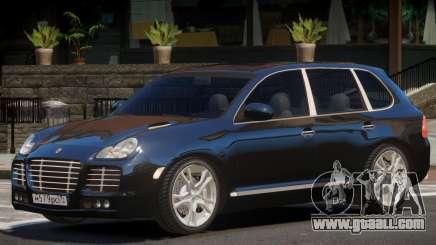 Porsche Cayenne Tun for GTA 4