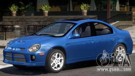Dodge Neon V1 for GTA 4