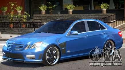 Mercedes B63 Brabus for GTA 4
