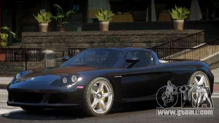 Porsche Carrera GT-S V1.0 for GTA 4