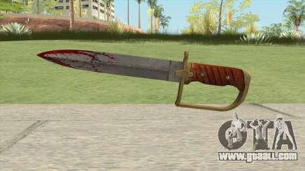 Antique Cavalry Dagger V2 GTA V for GTA San Andreas