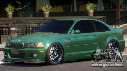 BMW M3 Tuning V1.2 for GTA 4