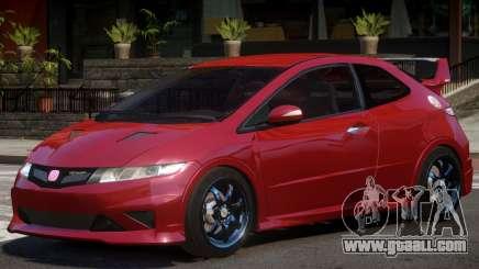 Honda Civic Type-R V1.0 for GTA 4