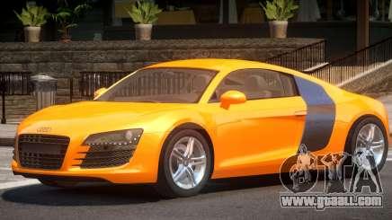 Audi R8 Y11 for GTA 4