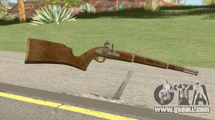 Edinburgh Musket (New Gen) GTA V for GTA San Andreas