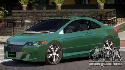 Honda Civic Si Custom for GTA 4