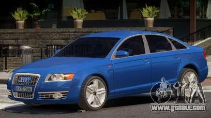 Audi A6 V2.1 for GTA 4