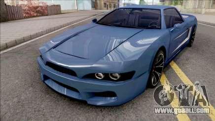 BlueRay M6 Infernus for GTA San Andreas