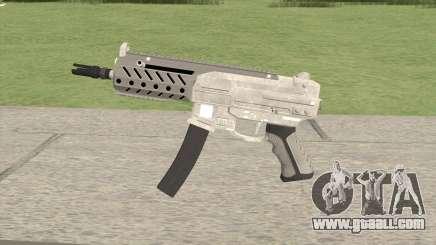 SMG MK II GTA V (Stock Version) for GTA San Andreas