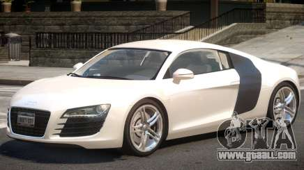 Audi R8 Custom V1 for GTA 4