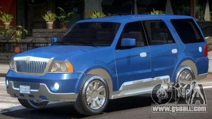 Lincoln Navigator Y4 for GTA 4